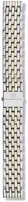 Michele Deco Two-Tone 7-Link Watch Bracelet, 18mm