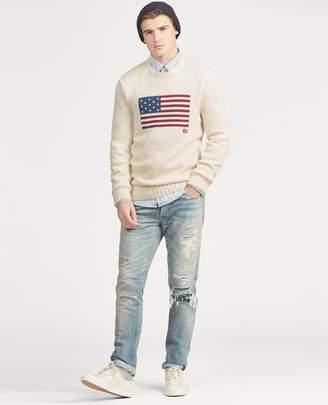 Ralph Lauren The Iconic Flag Sweater