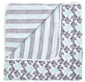 Aden Anais aden + anais Dream Seaside Cotton Blanket