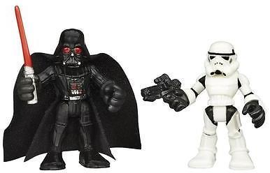 Playskool Heroes Star Wars Galactic Heroes Darth Vader And Stormtrooper
