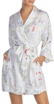 Lauren Ralph Lauren Floral-Print Robe