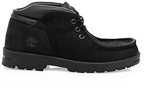 Timberland Men's Newtonbrook Leather Chukka Ankle Boots