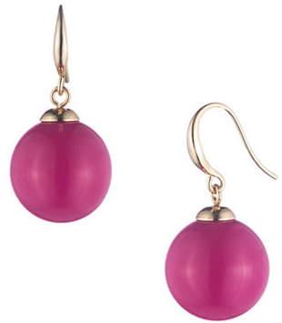Trina Turk Beads In Bloom Drop Earrings