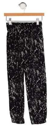 Imoga Girls' Printed Pants w/ Tags