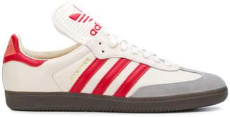 adidas side stripe detail sneakers