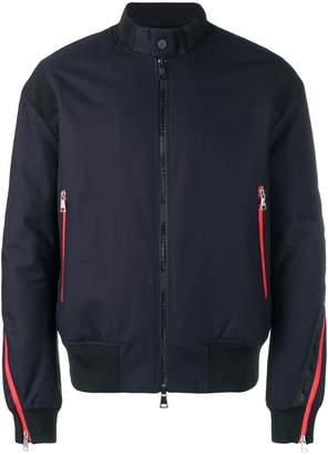Karl Lagerfeld zipped sleeves jacket
