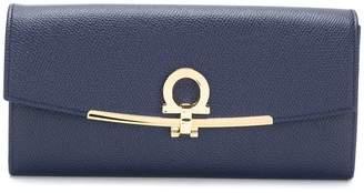 Salvatore Ferragamo Gancio lock wallet