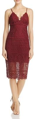 Bardot Versailles Lace Dress $129 thestylecure.com