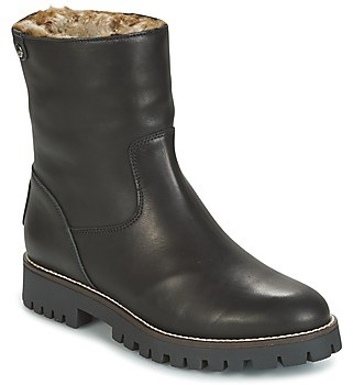Panama Jack TAYLA women's Mid Boots in Black