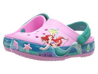 Crocs Crocband Princess Ariel Clog (Toddler/Little Kid)