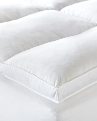 Eastern Accents Full Allendale Faux-Down Mattress Topper