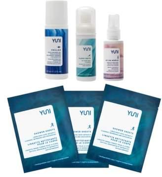 Yuni Sweat, Fresh & Go Travel Kit