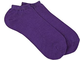 Barneys New York Men's Cotton Ankle Socks $35 thestylecure.com