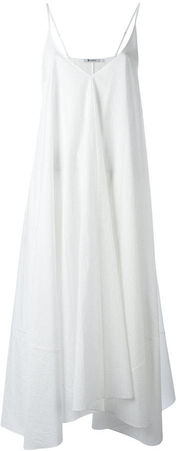 Alexander WangT By Alexander Wang camisole trapeze dress
