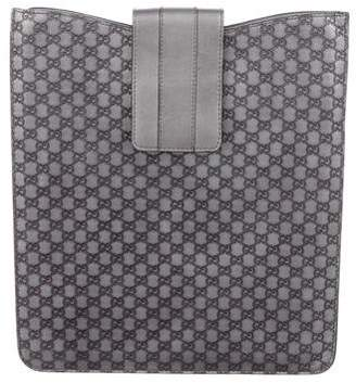 Gucci Guccissima iPad Sleeve