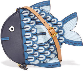 Tory Burch Fish Cross Body Bag $425 thestylecure.com