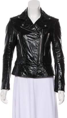 Balenciaga 2016 Leather Jacket