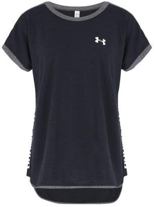 Under Armour MESH INSET WORDMARK T T-shirt