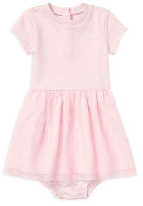 Ralph Lauren Girls' Tulle Sweater Dress & Bloomers Set - Baby