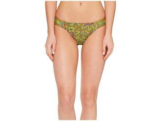 Polo Ralph Lauren Choppa Paisley Side Band Hipster Bottom Women's Swimwear