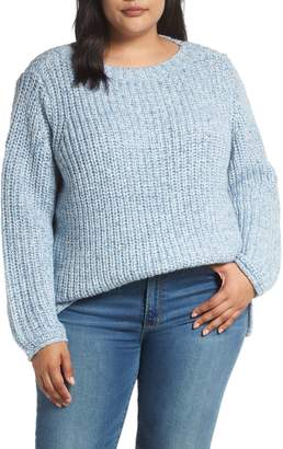 Caslon Boat Neck Sweater