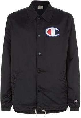 Champion Applique Coaches Jacket