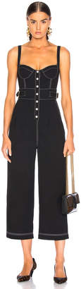 Alice McCall Grazie Jumpsuit in Black | FWRD