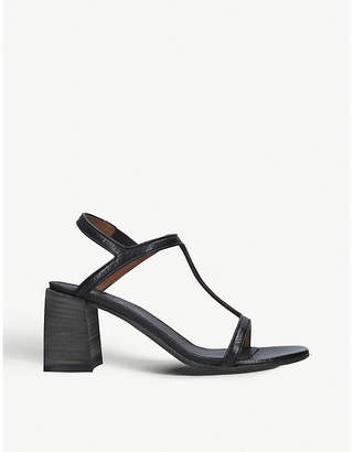 f6153f684 Marsèll T-bar strap leather block-heel sandals