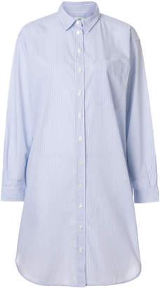 Closed long shirt dress