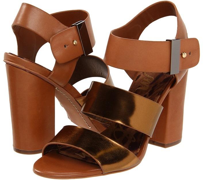 Sam Edelman Yelena (Bronze) - Footwear