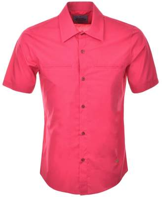 Vivienne Westwood Short Sleeved Shirt Pink
