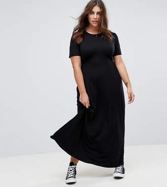 Asos DESIGN Curve ultimate maxi tea dress