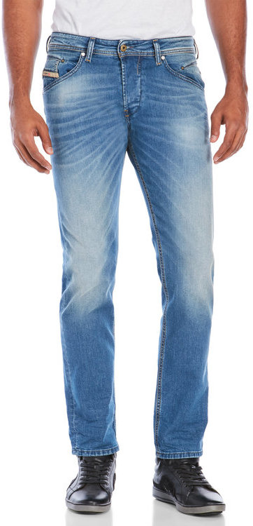 Diesel diesel Belther Regular Slim-Tapered Stretch Jeans