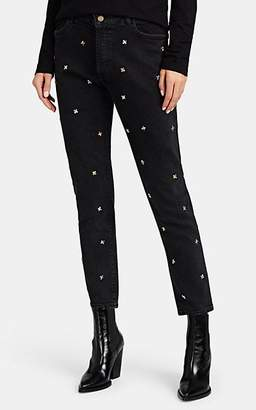Dl 1961 Women's Bella High-Rise Vintage Slim Jeans - Dk. Blue Size 27