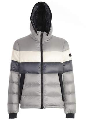 Peuterey Striped Padded Jacket