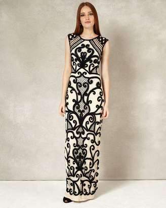 Phase Eight Erla Tapework Dress