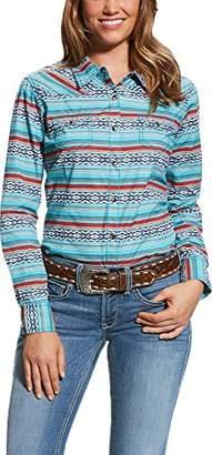 Ariat Women's Women's Real Mesmeric Snap Shirt