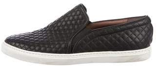 Tabitha Simmons Quilted Slip-On Sneakers