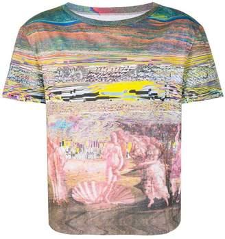 Maison Margiela printed T-shirt