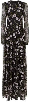 Giambattista Valli Floral Lace Gown