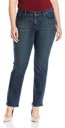 Levi's Women's Plus Size 314 Shaping Straight Jean
