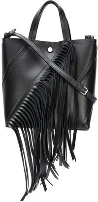 Proenza Schouler Small Fringed Hex Tote