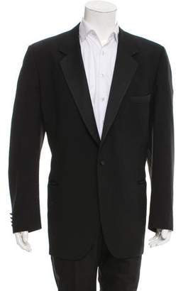 Lanvin Virgin Wool Tuxedo Jacket