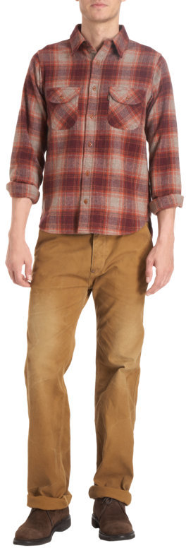 Chimala Plaid Shirt