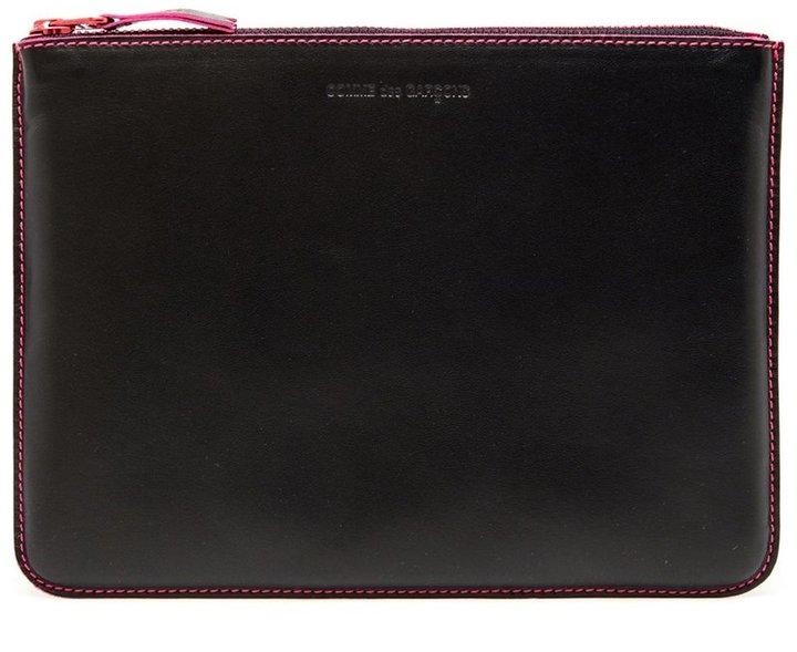 Comme des Garcons 'Marvellous' zip wallet