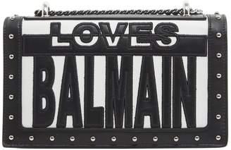 Balmain Love Bag