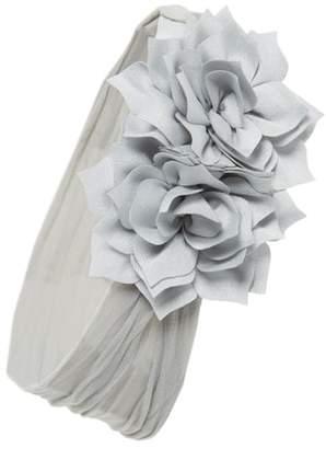 Baby Bling Holiday Poinsettia Flower Headband