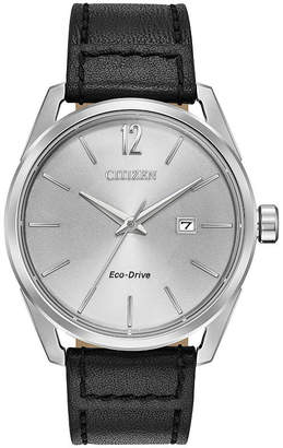 DRIVE FROM CITIZEN ECO-DRIVE Drive from Citizen Mens Black Strap Watch-Bm7410-01a