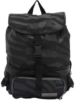adidas by Stella McCartney Zebra Printed Convertible Backpack