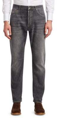 Brunello Cucinelli Leisure-Fit Jeans